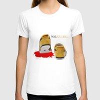 kill bill T-shirts featuring Walkill Bill by Davann Creations