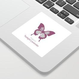 Ulysses Butterfly 14 Sticker
