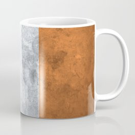 Distressed Irish Flag Coffee Mug