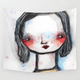 Susie Side-Eye Wall Tapestry