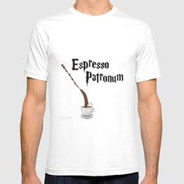 Espresso Patronum design T-shirt