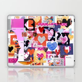 'love squared ...' Laptop & iPad Skin