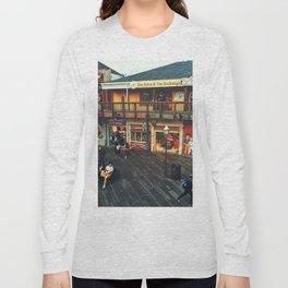 Fisherman's warf Long Sleeve T-shirt