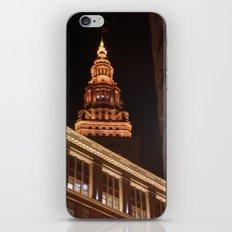 Night Lights... iPhone & iPod Skin