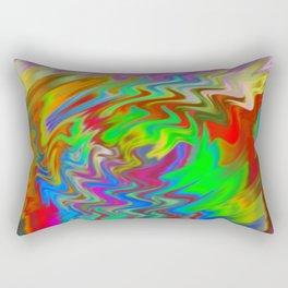 Greenfire Rectangular Pillow