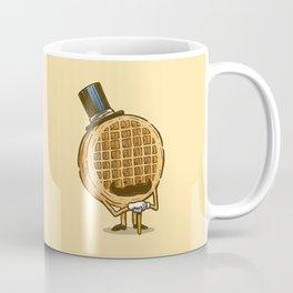 The Fancy Waffle Coffee Mug