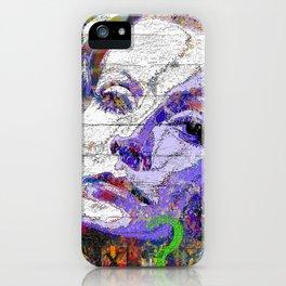 Garbo iPhone Case