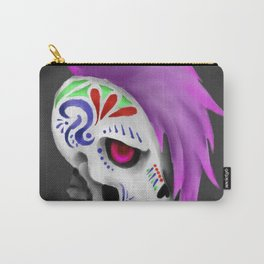 Tattooed Skull Carry-All Pouch
