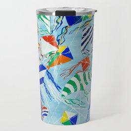 Kites Travel Mug