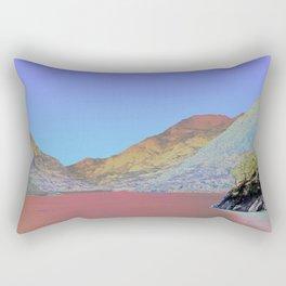 Chromascape 11 (Snowdon, Wales) Rectangular Pillow