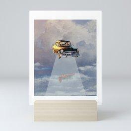 Abduction Mini Art Print