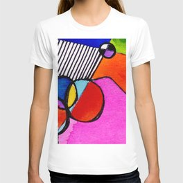Magical Thinking 7A6 by Kathy Morton Stanion T-shirt