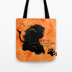 Our Fate Lives Within Us Tote Bag