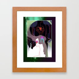 Three Kings Framed Art Print