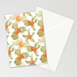 Physalis Boxes Stationery Cards