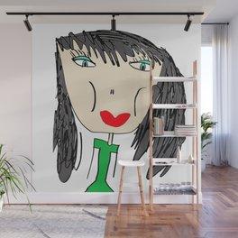 Georgina Wall Mural