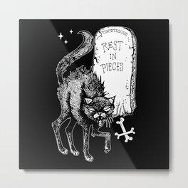 RIP Metal Print