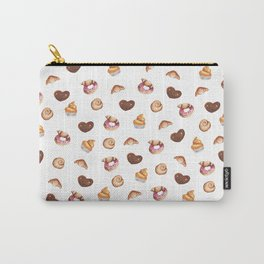 Donuts and chocolat Carry-All Pouch
