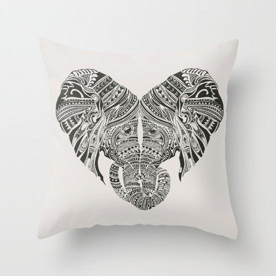 Huge Heart Throw Pillow