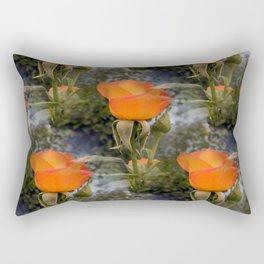 Be at Peace.... Rectangular Pillow