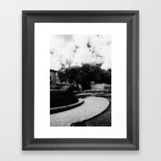Historic Austin, Texas No.1 Framed Art Print