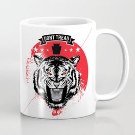 DONT TREAD ON WE! Coffee Mug