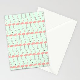 Flamingo - Wink Stationery Cards