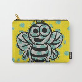 Buzzin with Delight Carry-All Pouch