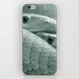 Shrewd as a Serpent iPhone Skin