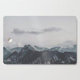 Calm - landscape photography Cutting Board