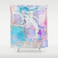 Messy Paint #society6 #decor #buyart Shower Curtain