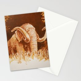 Mammuth Stationery Cards