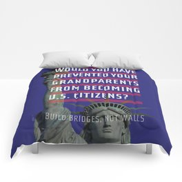 Would you deny your grandparents citizenship? Comforters