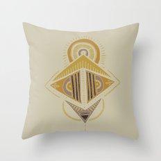 Pyramids 1 Throw Pillow