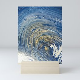 Wave Pool Mini Art Print
