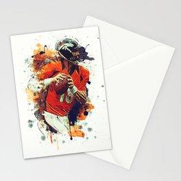 Peyton Manning Stationery Cards