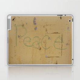Peace Grafitti Laptop & iPad Skin