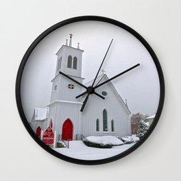 St. Paul's Episcopal Church Wall Clock