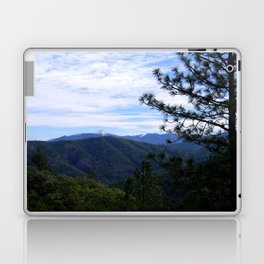 View of Bully Schoop with snow Laptop & iPad Skin