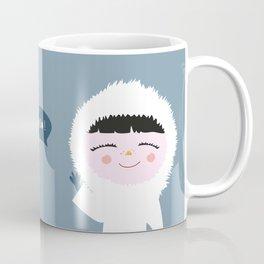 Cute little Eskimo Coffee Mug