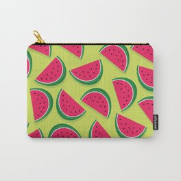 Juicy Watermelon Slices Carry-All Pouch