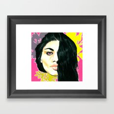 My Mystery Framed Art Print