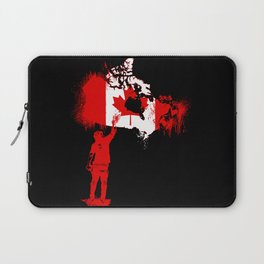 Canada Tagger Laptop Sleeve