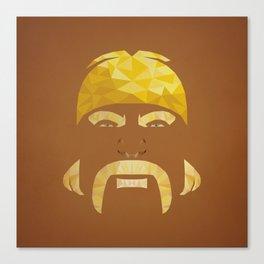 Mr. Hogan Canvas Print