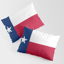 Texas Flag - Texan Flag Pillow Sham