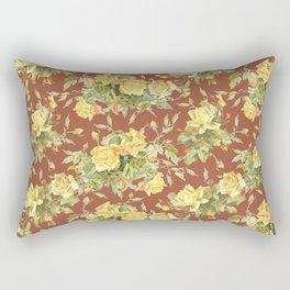 ROSES & CINNAMON  Rectangular Pillow