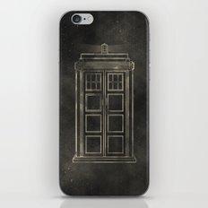 Doctor Who: Tardis iPhone & iPod Skin