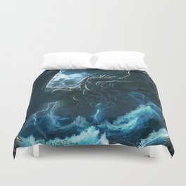 The Call of Cthulhu Duvet Cover