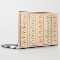ethnic Laptop & iPad Skins featuring Ethnic by ShivaR