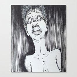 Debbie Triple Scoop Canvas Print